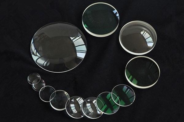 定制激光聚焦准直平凸透镜